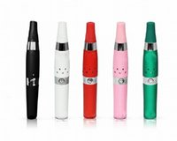 Cheap E-Cigarette Atmos Jewel Vaporizer Large Chamber Compatible With Wax And Essential Oil Aromatherapy Usage Nice Vapor 30pcs free shipping