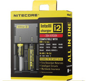 Cheap Nitecore I2 Charger Best bettery chargers