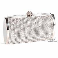 Wholesale 2015 Fashion Lovely Sweet Women Evening Bags Evening Party Purse Powder Ball Women Clutch Box Women Messenger Bags