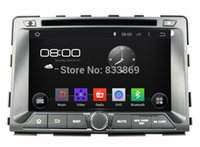 Wholesale 1024 Quad Core HD din quot Android Car DVD GPS Navi for Ssangyong Rodius Rexton With G WIFI Car PC Bluetooth IPOD Radio