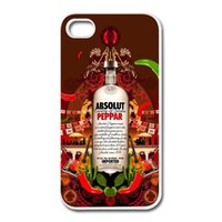 alcohol photos - Alcohol drinking Vodka Funny Photo printing protective cover for iphone s s c plus hard plastic phone case