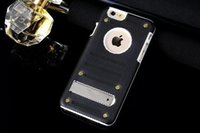 apple export - Stent For Export Style Iphone S High Grade Metal Heat Hollow Out Following IPhone6Plus Reticulated Mobile Case Shell