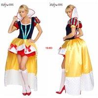 Jeu deluxe edition Avis-Deluxe Edition Snow White Halloween rôle vêtements de vêtements jeu de jeu robe uniformes tentation fée costume