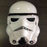 Bauta Mask animal cloning - Party Masks Star wars mask Darth Vader Empire Storm Clone trooper helmet black warrior Empire soldiers Halloween mask party games Mask