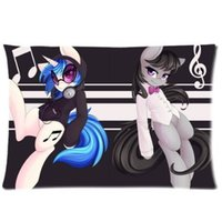 best sheet music - Customized My Little Pony Girl Music Notes Pillow cases x75 CM Pillow Cover Best Bed Sheets