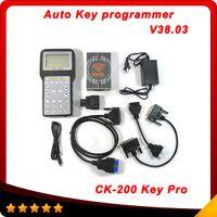 auto copier - 2015 Newest Generation CK CK200 Auto Key Programmer With RFID Copier Adapter CK200 Key Tool