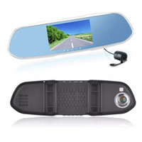benz pictures - Hot Car Accessories Car Detector Dvr R800 Rearview Mirror Camera Video Recorder HD P Picture
