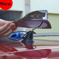 Wholesale Newest design special car With blank radio shark fin antenna signal shark fin with M adhesive for chevrolet cruze A3