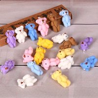 wedding stuff - Super Kawaii Mini cm Joint Bowtie Teddy Bear Plush Kids Toys Stuffed Dolls Wedding Gift For Children BL1145