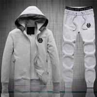 Wholesale New brand MEN S Tracksuits sports hoodie Casual wear sport men suit Top quality