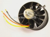 rc plane ducted fan - 11 Blades mm Electric Ducted Fan kv Brushless Outrunner Motor V RC EDF Plane Jet AirPlane
