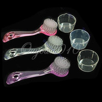 Wholesale Hot Sale Exfoliating Blackhead Facial Brush Face Care Clean Beauty Wash Cap Scrub Tool For Bathroom