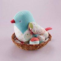 Wholesale Baby Bird Plush with Socks Gift Set