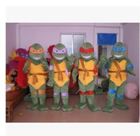 Wholesale 2015 new Hot Teenage Mutant Ninja Turtles mascot Teenage Mutant Ninja Turtles mascot costume