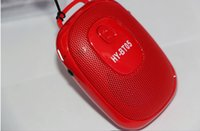 auto format - HY BT05 Bluetooth Speaker Mini portable speaker with FM SD card auto shoting speaker Support TF Card MP3 Format Free DHL