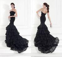 Cheap 2015 Evening Dresses Best Black Prom Dresses