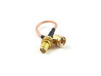 rf coaxial pigtail cable - cm SMA Male to Female Pigtail WLAN Network RF Antenna RG316 Coaxial Cable