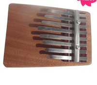 africa instruments - New Africa Kalimba Thumb Finger Piano Notes Red Mahogany And Metal Calimba Percussion Instrument Learning Education Toys