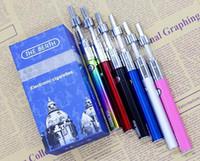 best pen brands - 2016 best e cigarette brand korea evod vapor pen starter kit mah vv passthrough with tank pk justfog vaper ego kit ce4 ecig kit