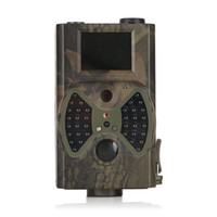 Wholesale Trail Hunting Camera Photo Trap Solar Powered Charger and Remote P MP HD Infrared Camouflage Cameras