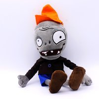 Wholesale 30cm Plants vs Zombies Plush Toys Cartoon Children s Holiday Toys Boys Girls Dolls Games Models Trains Birthdays Hobby Gift