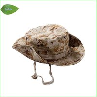 Gros-BH01 Sports de plein air tactique BONNIE chapeaux ronds capeline de pêche Sun Bonnet James Super Light Sniper
