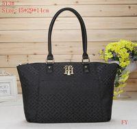 Wholesale Top Designer Handbags Bags for Women Luxury Canvas Lady Handbag Arrival with Shoulder Geometric Patterns Zipper Close Totes Sale