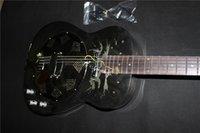 best resonators - national String Resonator Guitar metal guitar national electric guitar best quality flower carved guitar
