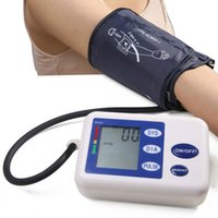 arterial pressure monitoring - Automatic digital wrist blood pressure monitor and Pulse lcd electronic monitors sphygmomanometer aparelho de pressao arterial medidor