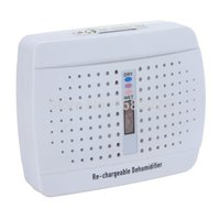 Wholesale Brand New Renewable Wireless Mini Desiccant Dehumidifier Non toxic Absorb Moisture ZX A3