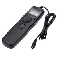 Wholesale Fogta Shutter Release Cable Timer Remote Control with N3 Cable for Nikon D7000 D5100 D3100 D90 D5000 Camera D1869