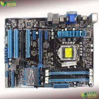 Wholesale Second Hand For Asus P8H77 V LE Desktop Motherboard H77 Socket USB3 DDR3 GB ATX On Sale