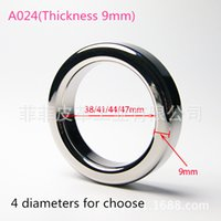 Cheap male Chastity Device Best 304 steel Cock Ring