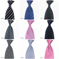 Wholesale In stock Ties for Men Silk Necktie Mix Style