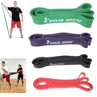 Wholesale 6 Levels Available Crossfit assisted Pull up Resistance Band fitness body gym power training powerlifting pull up kylin sport