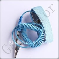 Wholesale Anti Static ESD Wrist Strap Discharge Band