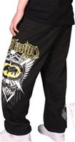 baggy pants style - Black Friday New Style Fashion YMCMB Mens Pants Hip Hop Sports Harem Pants Sweat Jogging Outdoors Trousers Baggy Joggers