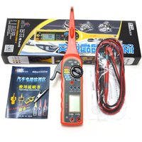 Circuit tester automotive test light - Automotive circuit detector Multi function car circuit tester multimeter test lamp voltage test lighting lamp and probe