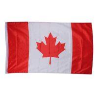 Wholesale x Large x150cm X FT Canadian flag order lt no track