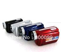 Wholesale FREESHIPPING Winait DV139 video digital camera Max MP quot TFT LCD LED Flash Light camcorder blue