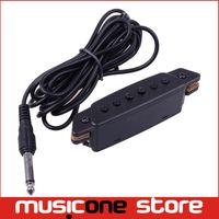 acoustic soundhole pickup - Soundhole Pickup with mm quot Jack for Acoustic Guitar Pickup Sound Hole Pickup MU1252