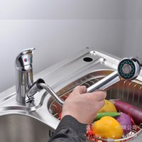 best water spout - Best Quality And Retail Chrome Solid Brass Water Power Kitchen Faucet Spout Pull Out Mixer Tap
