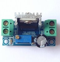 adjustable linear regulator - F08408 LM317 DC DC DC Converter Buck Circuit Board Adjustable Linear Regulator