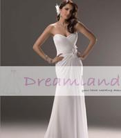 Cheap chiffon grecian style wedding dresses Best grecian goddess wedding dresses