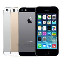 Wholesale Refurbished iPhone S inch Retina Screen iOS Dual Core A7 GHz GB RAM GB GB GB ROM MP Camera Smart Phone