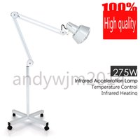 Wholesale new Professional Floor Style far infrared TDP Lamp Mineral Heat therapy Lamps Weight Control Pain Relief Health Care Equipment