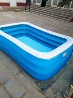 Pool inflatable bathtub for adults - Air proof Inflatable bathtub for adults inflatable swimming pool enviromental and safe