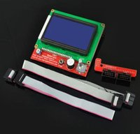Wholesale hot sell New D printer RAMPS1 LCD12864 intelligent Smart Controller For RepRap