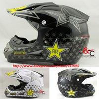 Wholesale motocicleta casco capacetes MOTORCYCLE HELMET moto ATV DIRT BIKE MOTOCROSS racing Helmet S M L XL SIZE DOT helmet