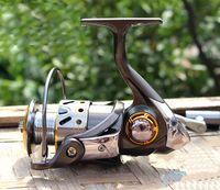 Cheap Soccer spining reel Best Men Short fishing reel